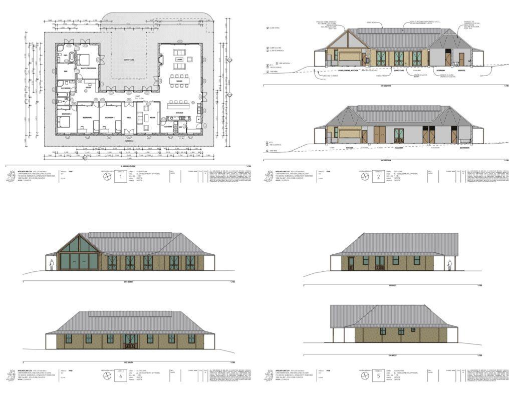080-rammed-earth-courtyard-house-u-shaped-homestead-design